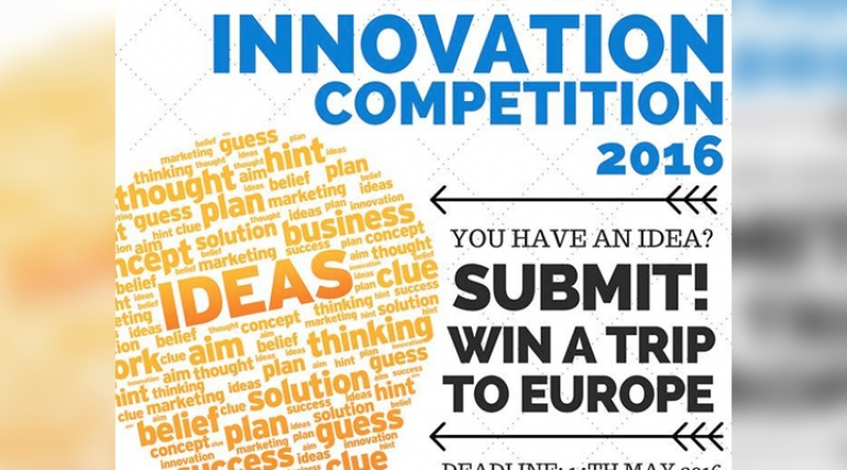 Innovation Competition - YiA4SDGs